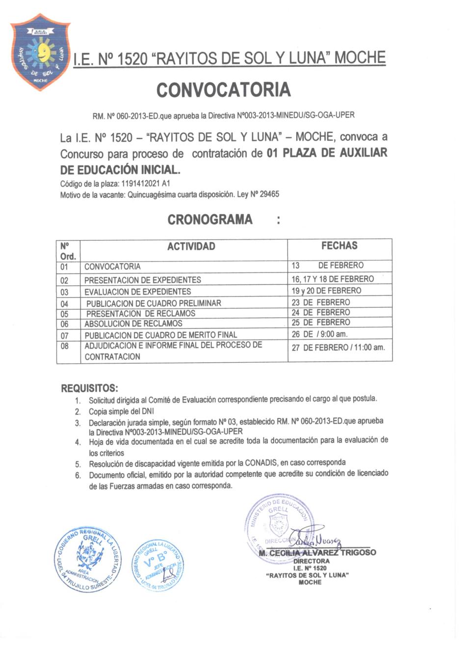 CONVOCATORIA-MOCHE-AUX