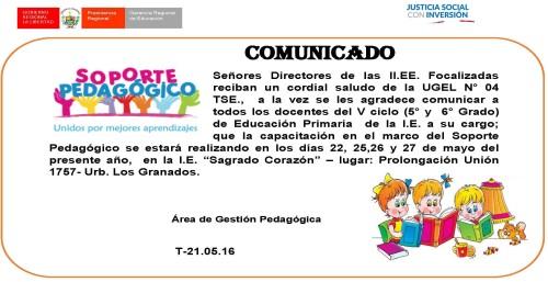 COMUNICADO-2015